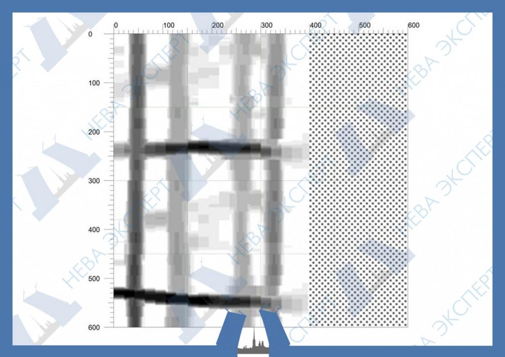сканированный лист