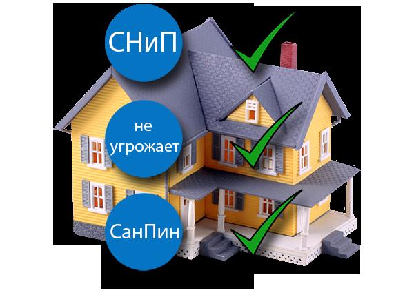 Признание помещения (жилого дома) жилым и пригодным для круглогодичного проживания